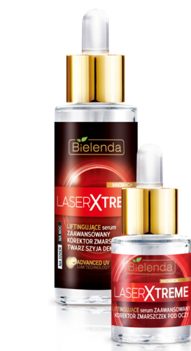Комплект лифтинг серум за лице и лифтинг серум за очи Laser Xtreme