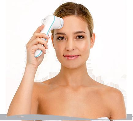 Silk'n Pure - четка за ежедневно почистване на лицето в дълбочина