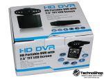 DVR статичен видеорегистратор за автомобил