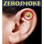ZEROSMOKE - ОТКАЖИ ЦИГАРИТЕ! 2 МОЩНИ МАГНИТА ЗА АКУПРЕСУРА НА УХОТО.